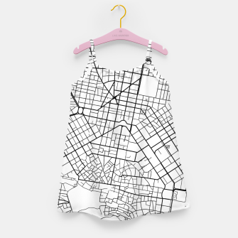 Thumbnail image of Athens, Greece map Girl's dress, Live Heroes
