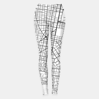 Thumbnail image of Athens, Greece map Leggings, Live Heroes