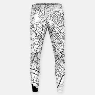 Thumbnail image of Paphos Cyprus map Sweatpants, Live Heroes