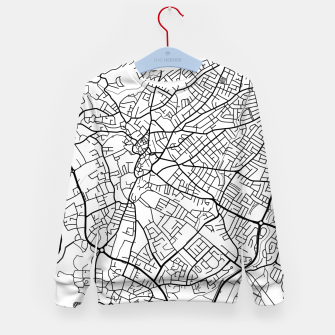 Thumbnail image of Paphos Cyprus map Kid's sweater, Live Heroes