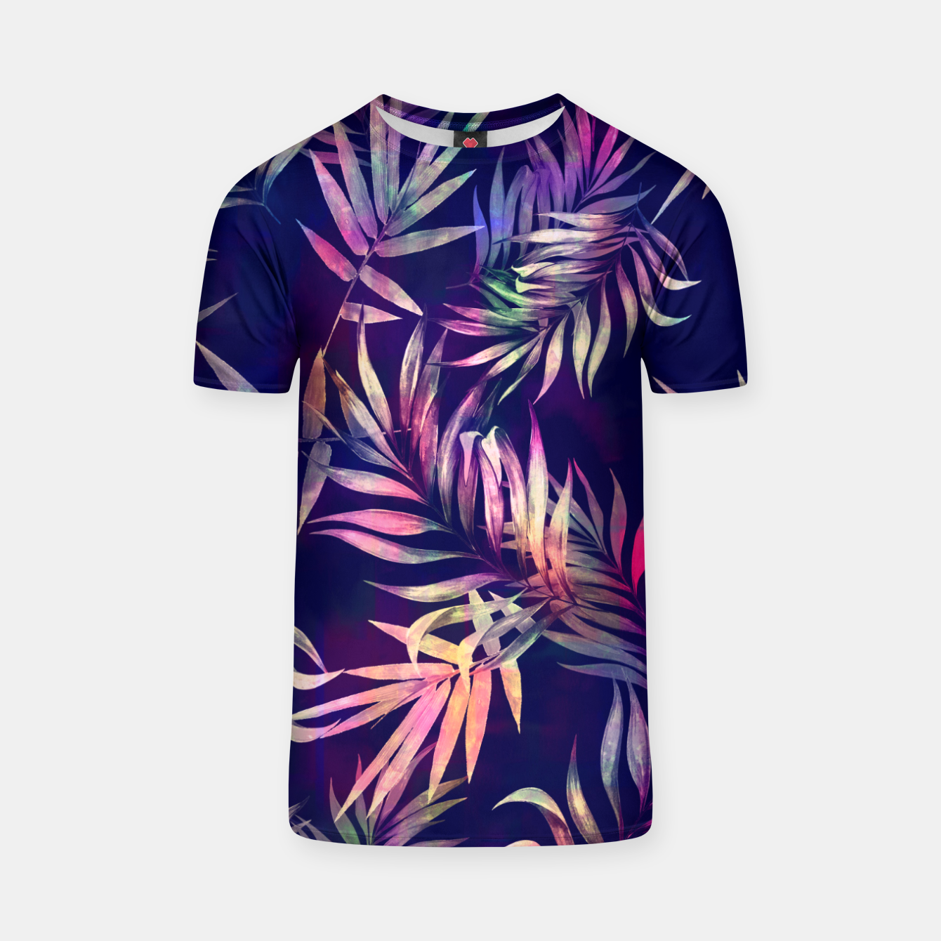 Foto Tropical Infusion T-shirt - Live Heroes