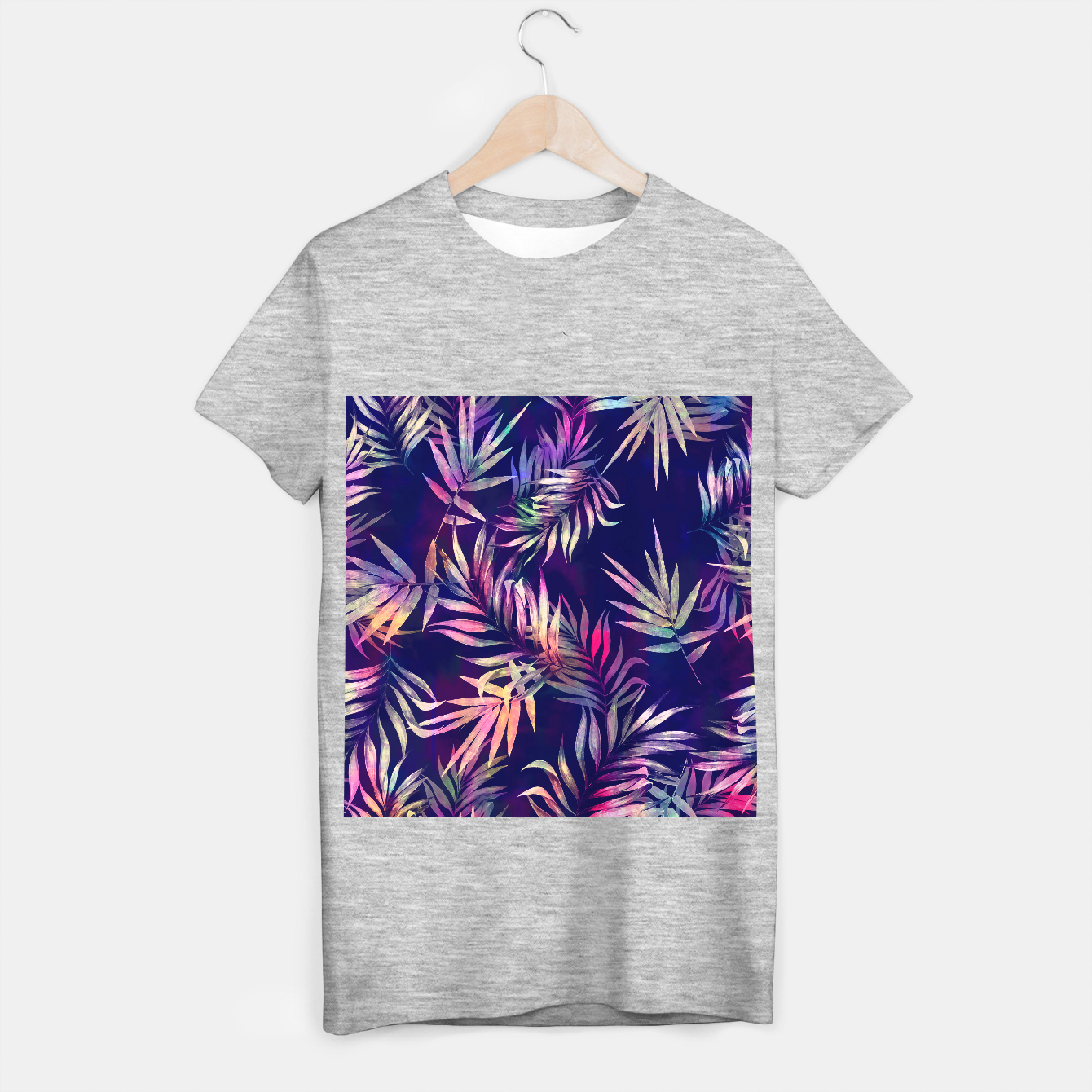 Foto Tropical Infusion T-shirt regular - Live Heroes