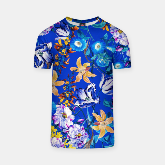 Thumbnail image of Surreal Floral Botanical T-shirt, Live Heroes