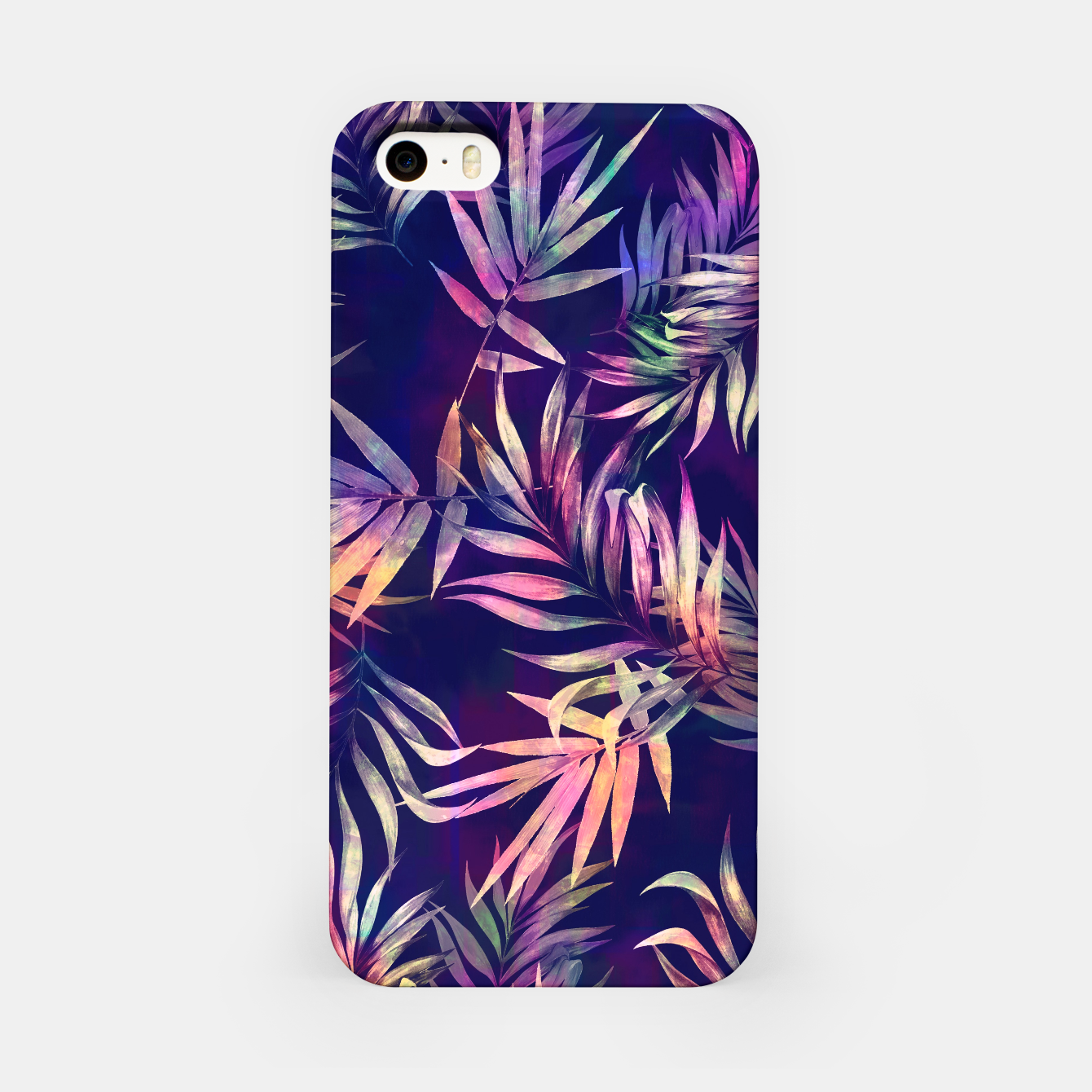 Foto Tropical Infusion iPhone Case - Live Heroes