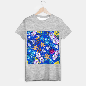 Miniature de image de Surreal Floral Botanical T-shirt regular, Live Heroes