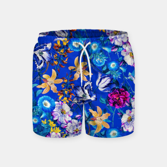 Miniature de image de Surreal Floral Botanical Swim Shorts, Live Heroes