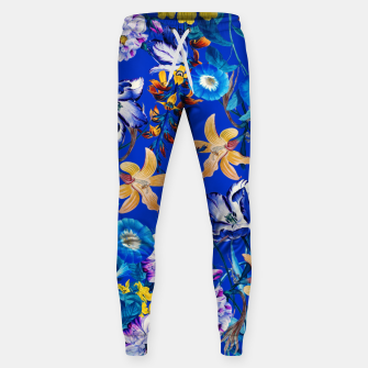 Miniature de image de Surreal Floral Botanical Sweatpants, Live Heroes