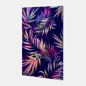 Tropical Infusion Canvas Bild der Miniatur