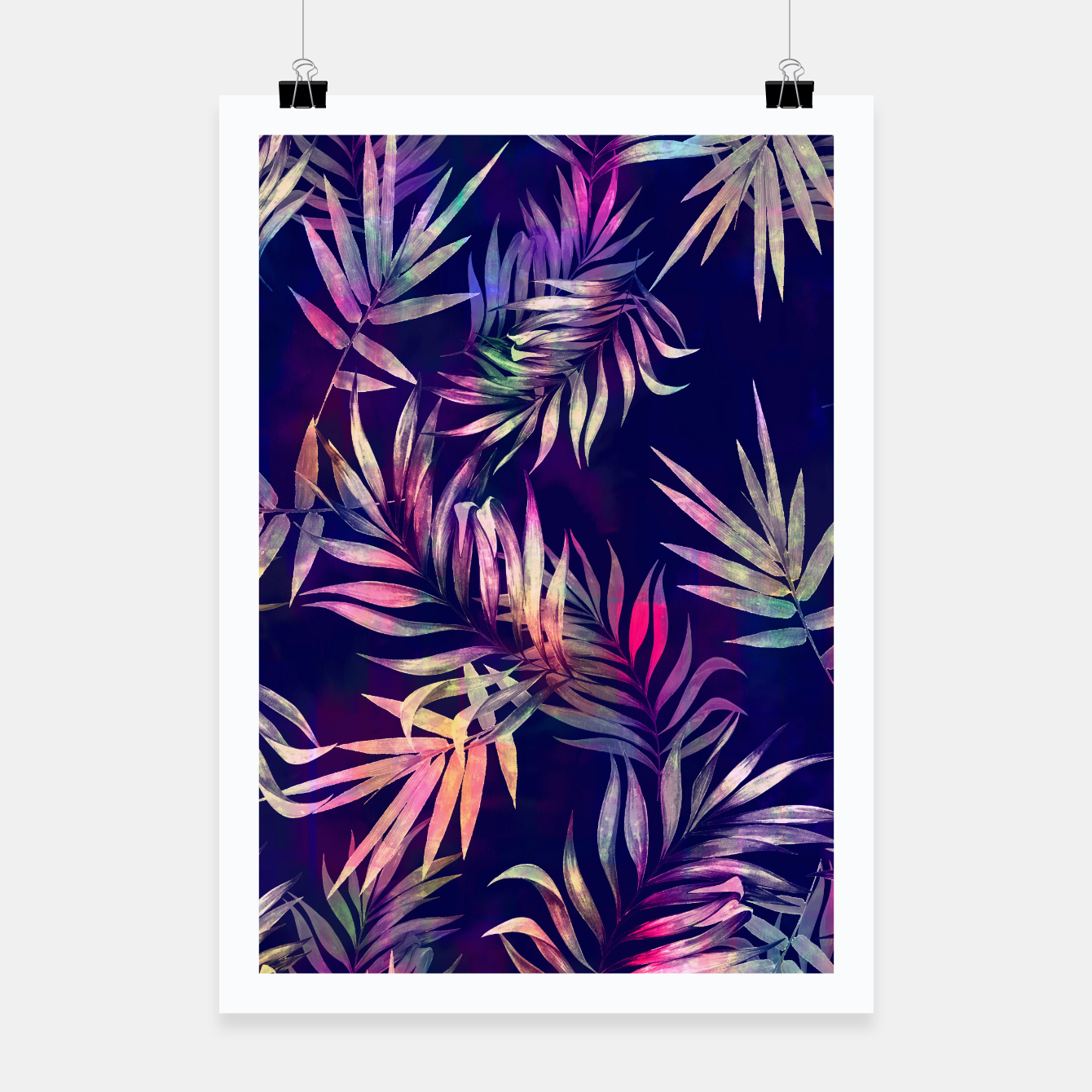 Foto Tropical Infusion Poster - Live Heroes