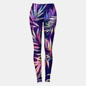 Tropical Infusion Leggings Bild der Miniatur