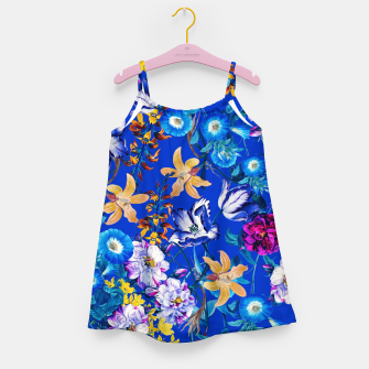 Miniature de image de Surreal Floral Botanical Girl's dress, Live Heroes