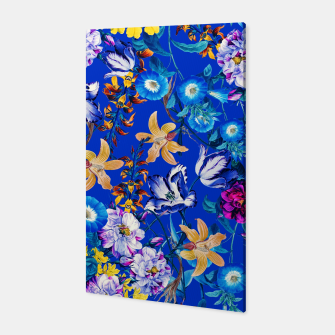 Miniature de image de Surreal Floral Botanical Canvas, Live Heroes