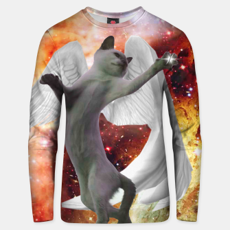 Thumbnail image of Fly Cat Sweater, Live Heroes