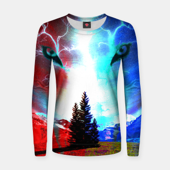 Thumbnail image of Fox Vision Sweater, Live Heroes