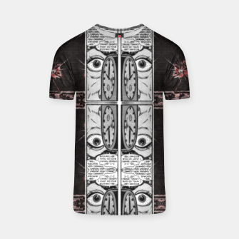 Thumbnail image of hypnotic (simplex collection) T-shirt, Live Heroes