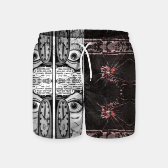 Thumbnail image of hypnotic (simplex collection) Swim Shorts, Live Heroes
