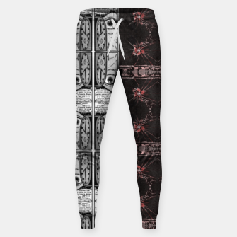 Thumbnail image of hypnotic (simplex collection) Sweatpants, Live Heroes