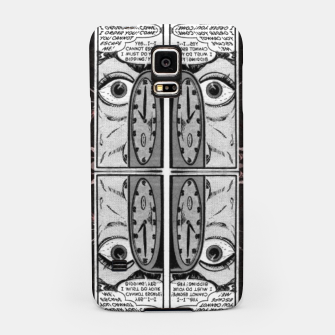Thumbnail image of hypnotic (simplex collection) Samsung Case, Live Heroes