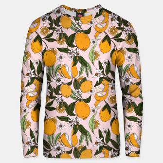 Thumbnail image of Succulent sweets oranges Sudadera unisex, Live Heroes