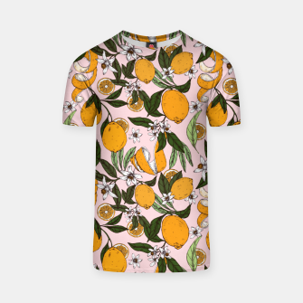 Thumbnail image of Succulent sweets oranges Camiseta, Live Heroes