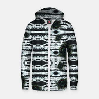 Thumbnail image of Haunted (Simplex collection) Zip up hoodie, Live Heroes