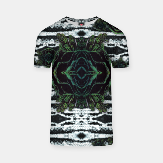 Thumbnail image of Haunted (Simplex collection) T-shirt, Live Heroes