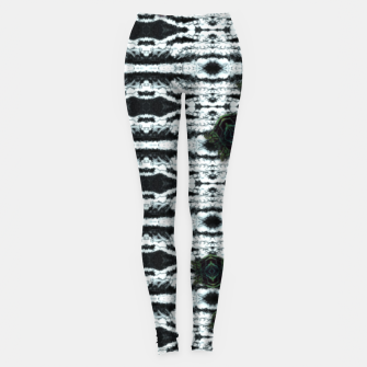 Thumbnail image of Haunted (Simplex collection) Leggings, Live Heroes