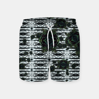 Thumbnail image of Haunted (Simplex collection) Swim Shorts, Live Heroes