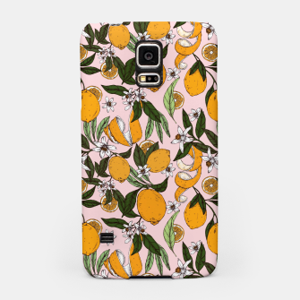Thumbnail image of Succulent sweets oranges Carcasa por Samsung, Live Heroes