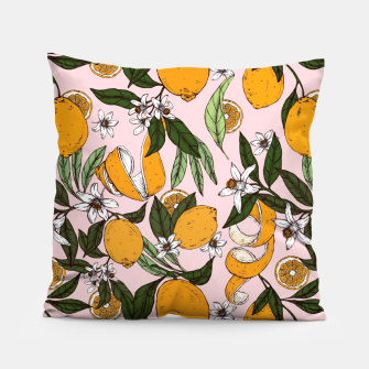 Thumbnail image of Succulent sweets oranges Almohada, Live Heroes