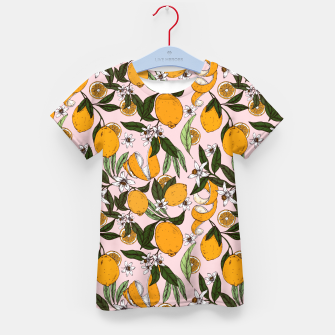 Thumbnail image of Succulent sweets oranges Camiseta para niños, Live Heroes