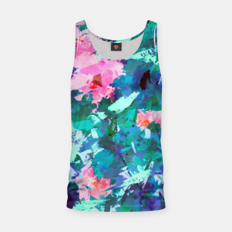 Thumbnail image of Blossomed Garden Tank Top, Live Heroes