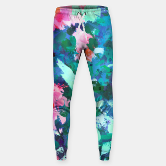 Thumbnail image of Blossomed Garden Sweatpants, Live Heroes