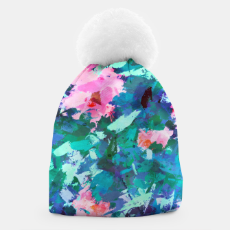 Thumbnail image of Blossomed Garden Beanie, Live Heroes
