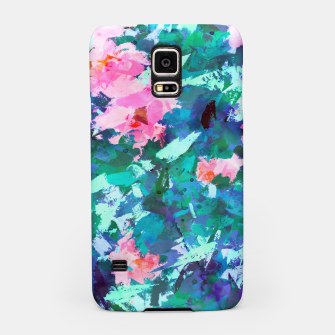 Thumbnail image of Blossomed Garden Samsung Case, Live Heroes