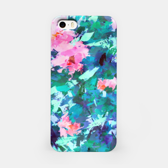 Thumbnail image of Blossomed Garden iPhone Case, Live Heroes