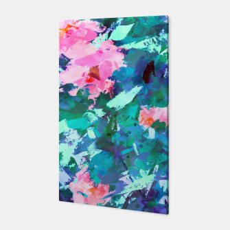 Thumbnail image of Blossomed Garden Canvas, Live Heroes