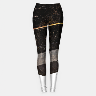 Thumbnail image of Marble Paradox Leggings, Live Heroes
