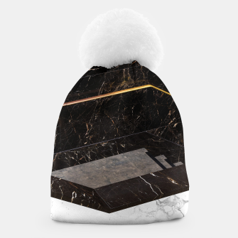 Thumbnail image of Marble Paradox Beanie, Live Heroes