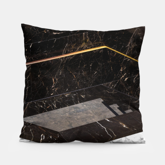 Thumbnail image of Marble Paradox Pillow, Live Heroes