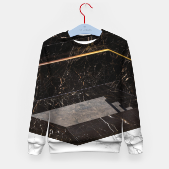 Thumbnail image of Marble Paradox Kid's sweater, Live Heroes