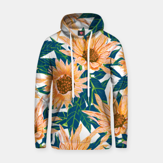 Thumbnail image of Blush Sunflowers Hoodie, Live Heroes