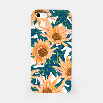 Thumbnail image of Blush Sunflowers iPhone Case, Live Heroes