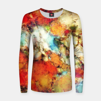 Thumbnail image of Red resistor Women sweater, Live Heroes