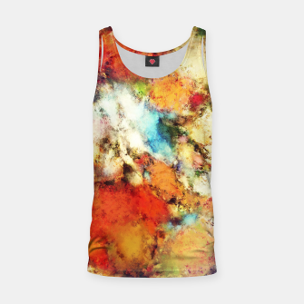 Thumbnail image of Red resistor Tank Top, Live Heroes