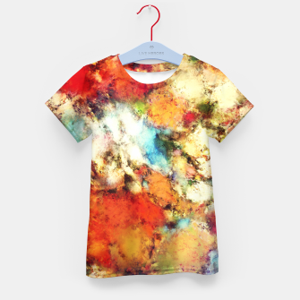 Thumbnail image of Red resistor Kid's t-shirt, Live Heroes