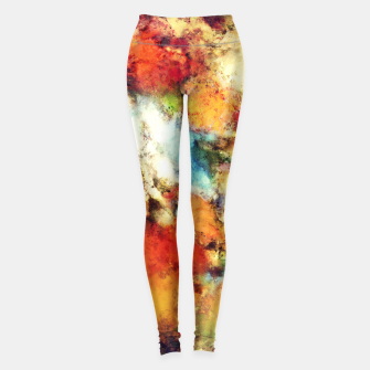 Thumbnail image of Red resistor Leggings, Live Heroes