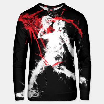 Thumbnail image of MJ23 Unisex sweater, Live Heroes