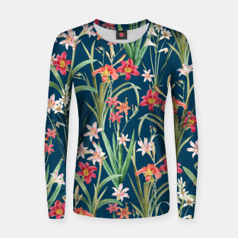 Blossom Botanical Women sweater thumbnail image