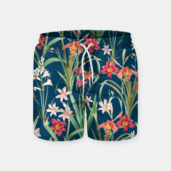 Blossom Botanical Swim Shorts thumbnail image